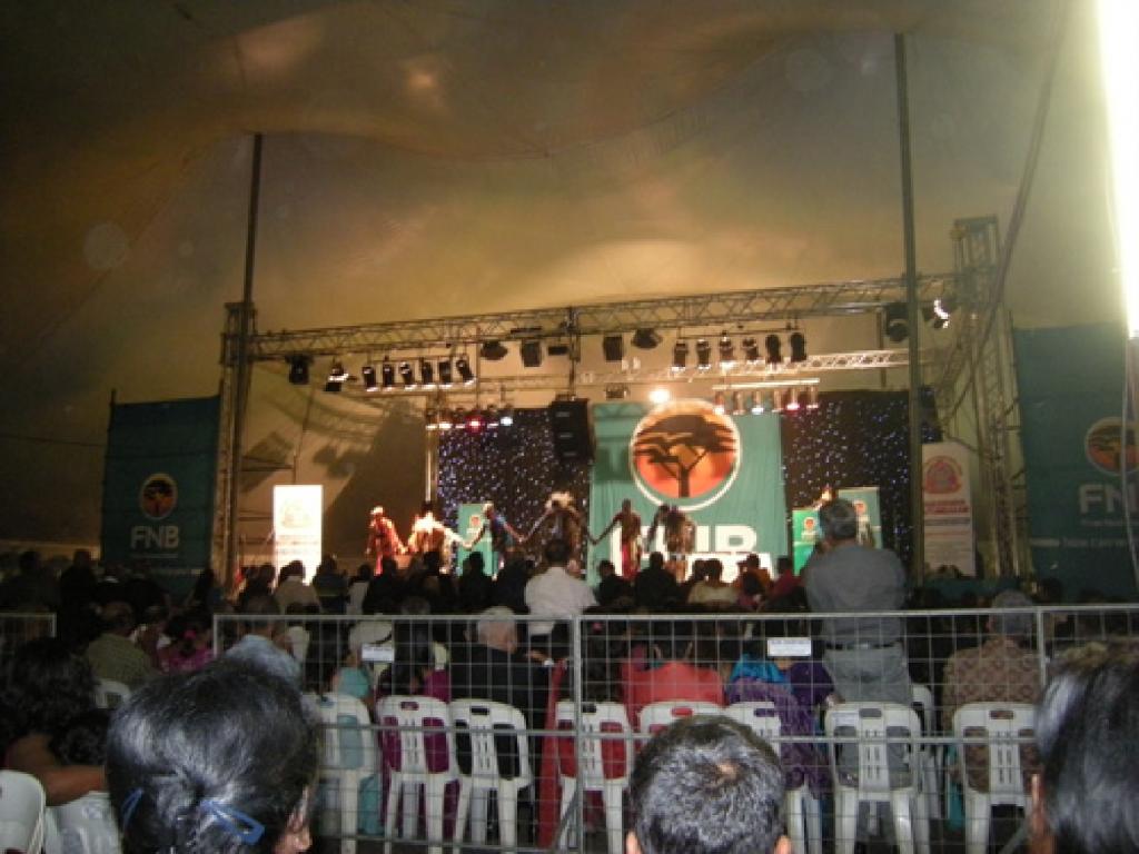 SAHMS Durban Diwali Festival 2012